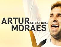 Artur Moraes Website - UI/UX