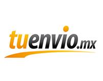 Logo tuenvio.mx