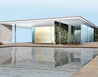 Pabellón Barcelona - BCN Pavilion - Mies Van der Rohe