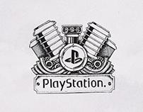 Playstation 4 - War Room