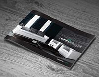 Company Profile Brochure   Interior Design