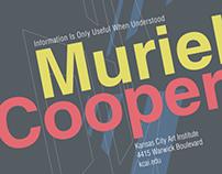 Muriel Cooper Design Lecture