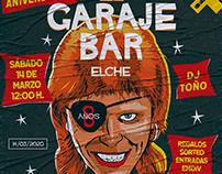 El Garaje Bar - Aniversario