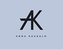 LOGO & BRANDING Anna Kaukalo