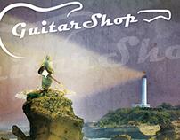 Guitarshop Biarritz