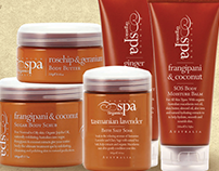 Premium Spa Products Retail Ad