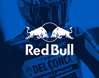 Red Bull / Shoei / Fabio Di Giannantonio Helmet 2018