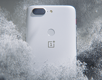 oneplus5T white(Director's Cut)