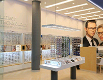 """Torga Optical"" Westfield Chermside"