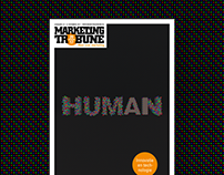 Marketing Tribune Cover - HUMAN