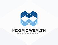 Mosaic Wealth Management Logo Design