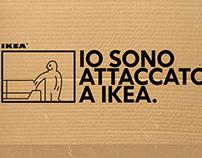 Io sono attaccato a IKEA