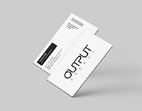 Output Agency - Branding