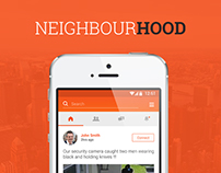 Neighbourhood | Mob App
