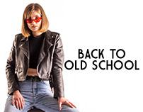 back to old school // powrót do starej szkoły