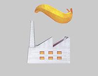 Warehouse Logo Design