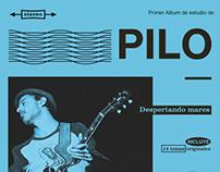Pilo - Despertando mares (vinilo)
