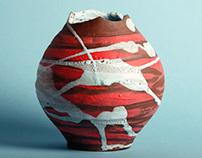 Africa Inspired Ceramics