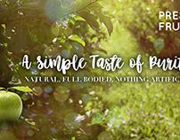 Presha Fruit billboard advertising