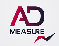 AdMeasure Logotype & ppt template