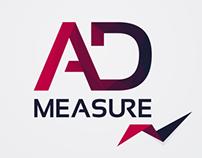 AdMeasure Logotype & ppt template