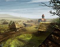 North European Village 01