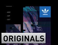 Adidas Orginals Music Tour ( in progress )