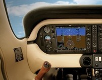 Cockpit dash design. Garmin/Lancair