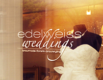 edelweiss weddings - Logo
