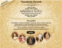Çanakkale Seramik Sultanların Işıltısı