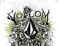 "Volcom ""Stone Your T-Shirt"" Contest"