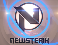 NewsteriX 2013 - Design for Vorterix.com