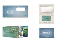 Hilton HHonors Gift Card & Carriers