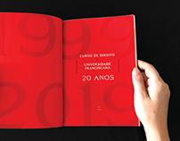 Curso de Direito UFN - 20 Anos