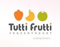 Tutti Frutti (UI) Mobile Apps
