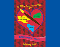 American Heart Month: Art of Loving Your Hear
