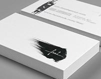 Business card and Label studio