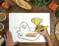 how is ham made? | sadia