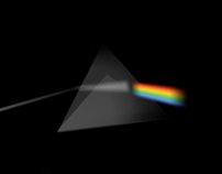 Album Cover in Motion: Dark Side of the Moon