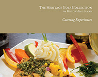 Catering Experiences - The Heritage Golf Collection
