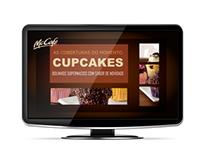 McCafé - Lançamento cupcakes