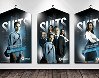 Suits Banners