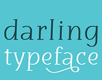 darling typeface