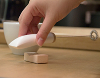 tofu: redesigning the handheld frother