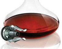 Aerateur à vin Ruby vitesse
