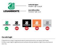 Legambiente - Web identity