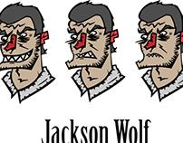 Character: Jackson Wolf