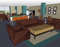 MSC Care Management - Conceptual Employee Lounge
