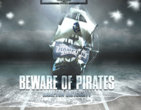 Beware of Pirates (Hampton University)