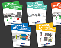 Corporate e-learning and Print